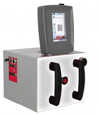 Integra TT 32c - изгоден и надежден овер принтер от WEBER  за печат върху фолийни опаковки