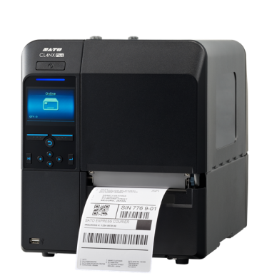 CL4NX -  truly universal label printer