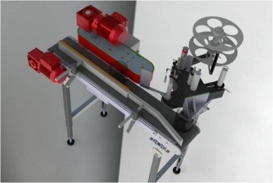 GESET 121 - Round Labelling System