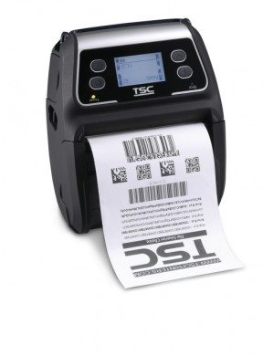 Alpha-4L - the newest portable label printer from TSC