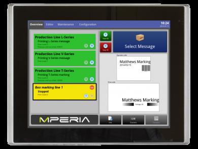 Контроллер MPERIA™ - инновативное решение для управления разнообразных технологиях печати